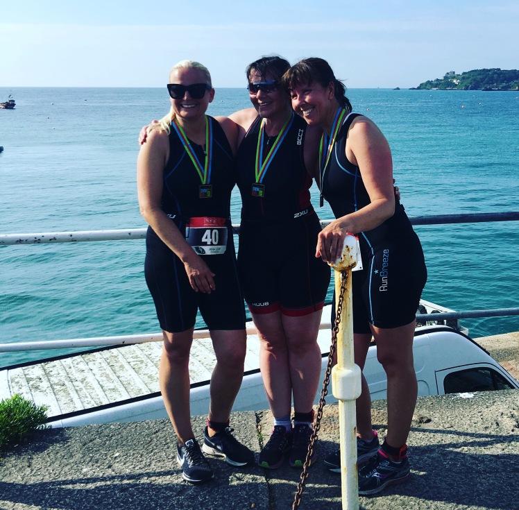 Jersey Triathlon Club Try-a-tri 2018