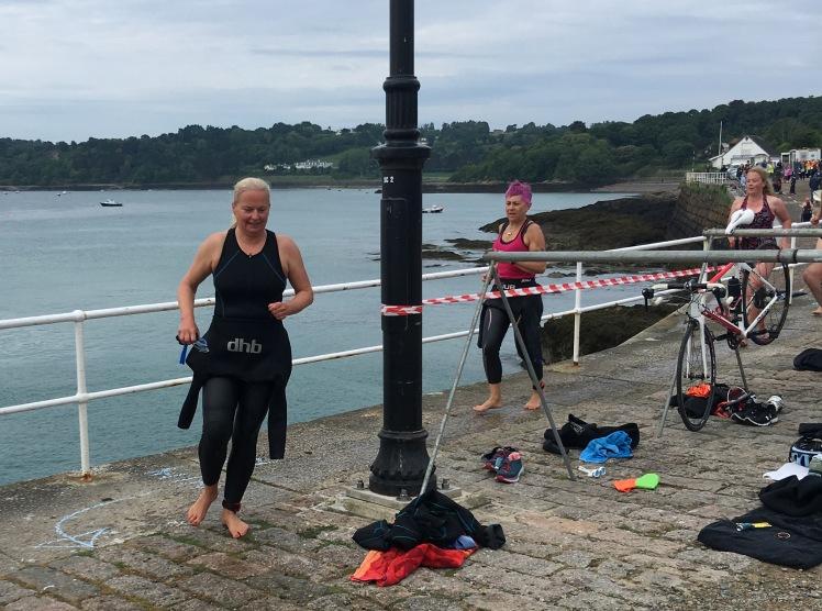 Run Jersey Triathlon Club Try-a-tri 2018